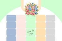New Bridal Bingo: Free Bridal Shower Games regarding Blank Bridal Shower Bingo Template