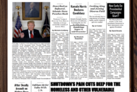 Newspaper Article Template Google Docs regarding Blank Newspaper Template For Word