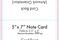 Note Card Template – Colona.rsd7 for Blank Index Card Template