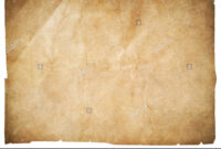 Old Paper Or Blank Pirates Map Isolated With Clipping Path inside Blank Pirate Map Template