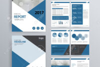 Page Layout For Company Profile, Annual Report, Brochure, And.. intended for 1 Page Flyer Template