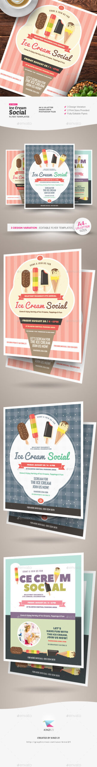 Pamphlet Random Flyer Templates From Graphicriver (Page 2) With Bulletin Board Flyer Template