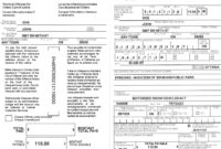 Parking And Provincial Offences Act Tickets | City Of Ottawa with Blank Speeding Ticket Template