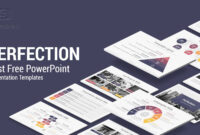 Perfection Free Powerpoint Presentation Template – Free Download within Business Card Template Powerpoint Free