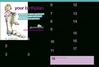 Persoanl Birth Plan | Templates At Allbusinesstemplates pertaining to C Section Birth Plan Template
