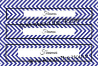 Personalised Binder Cover Allaboutthehouse2. Free Printable with 1 Inch Binder Spine Template