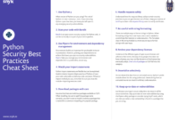 Php Smarty Cheat Sheet For Template Designers Word Free pertaining to Cheat Sheet Template Word