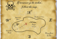 Pirate Maps Printable – Maps : Resume Examples #j3Dwqe4Olp with Blank Pirate Map Template