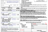 Police Citation Template – Fill Online, Printable, Fillable for Blank Speeding Ticket Template