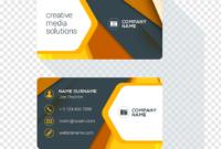 Powerpoint Template, Business Card Design Logo, Business for Business Card Powerpoint Templates Free