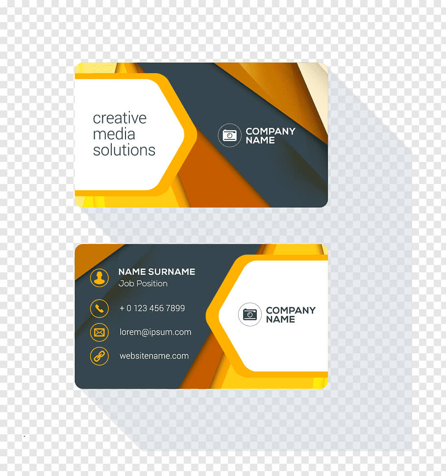 Powerpoint Template, Business Card Design Logo, Business Throughout Business Card Template Powerpoint Free