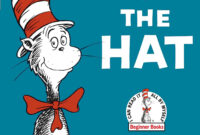 Printable Dr. Seuss Worksheets And Coloring Sheets in Blank Cat In The Hat Template