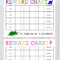 Printable Reward Chart – The Girl Creative Pertaining To Blank Reward Chart Template