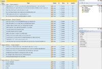 Process Management Templates throughout Business Process Audit Template