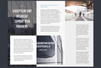 Professional Brochure Templates | Adobe Blog intended for Ai Brochure Templates Free Download