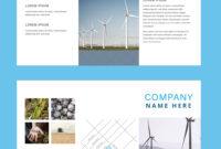 Professional Brochure Templates | Adobe Blog with Adobe Illustrator Tri Fold Brochure Template