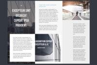 Professional Brochure Templates | Adobe Blog within Adobe Illustrator Tri Fold Brochure Template
