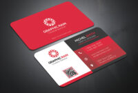 Psd Business Card Template On Behance with Calling Card Psd Template