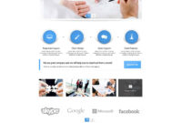 Psd Corporate Business Web Design Template – Designscanyon throughout Business Website Templates Psd Free Download