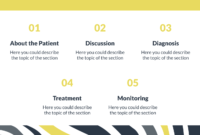 Rare Disease Google Slides Theme And Powerpoint Template with Case Presentation Template