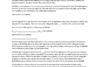 Real Estate Brokerage Agreement Non Exclusive | Templates pertaining to Business Broker Agreement Template