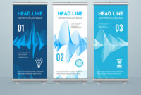 Roll Up Banner Stand Design Template within Banner Stand Design Templates