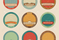 Round Labels On Sheets | Printable Labels And More with 2 Inch Round Label Template