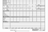 Sample Balance Sheet For Llc Glendale Community Document intended for Air Balance Report Template