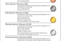 Sample Sponsorship Form Informatics Pharmacist Sample Resume for Bookplate Templates For Word