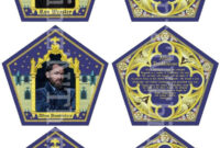 Sassy Printable Chocolate Frog Cards | Rodriguez Blog intended for Chocolate Frog Card Template