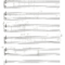 Sheet Music Template Blank For Word Free Pdf Spreadsheet Pertaining To Blank Sheet Music Template For Word