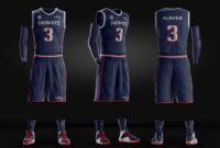 Slam Dunk Basketball Uniform Template – Sports Templates for Blank Basketball Uniform Template