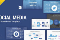 Social Media Free Powerpoint Template Ppt Slides – Slidesalad pertaining to Biography Powerpoint Template