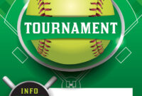 Softball Templates – Tunu.redmini.co inside Baseball Fundraiser Flyer Template