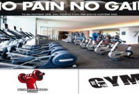 Starting Or Opening A Fitness Center Gym Business Plan pertaining to Business Plan Template For A Gym