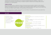 Strategy Performance Report | Templates At with regard to Blank Performance Profile Wheel Template