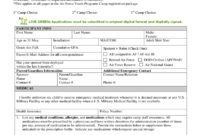 Summer Camp Registration Form – 2 Free Templates In Pdf for Camp Registration Form Template Word
