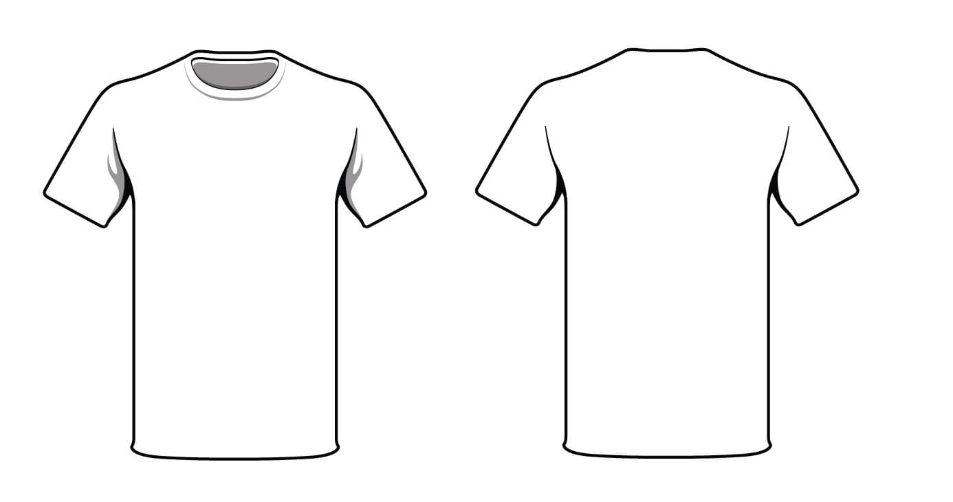 T Shirt Vector Png At Getdrawings   Free For Personal Intended For Blank T Shirt Design Template Psd