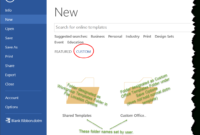 Templates In Microsoft Word – One Of The Tutorials In The with Change The Normal Template In Word 2010
