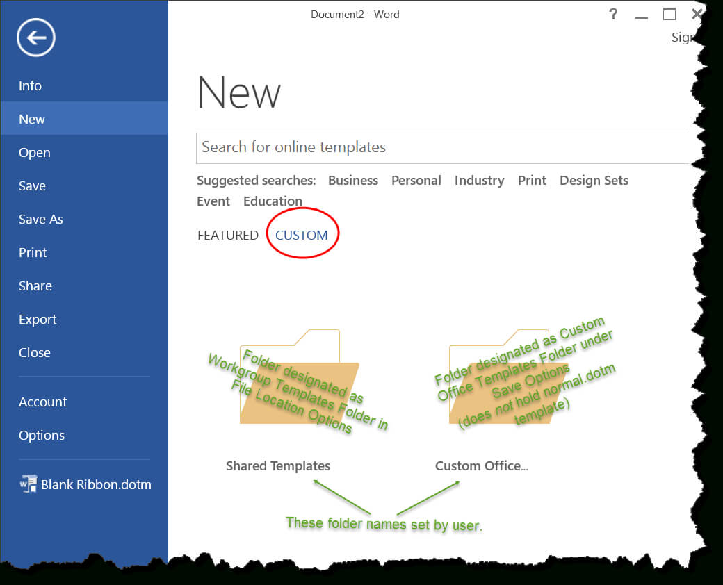 Templates In Microsoft Word - One Of The Tutorials In The With Change The Normal Template In Word 2010