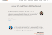 Testimonial Examples To Inspire Your First Campaign within Business Testimonial Template