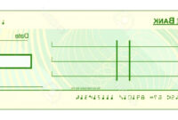 The Best Free Cheque Vector Images. Download From 50 Free inside Blank Cheque Template Download Free