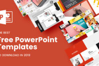 The Best Free Powerpoint Templates To Download In 2019 regarding Best Business Presentation Templates Free Download