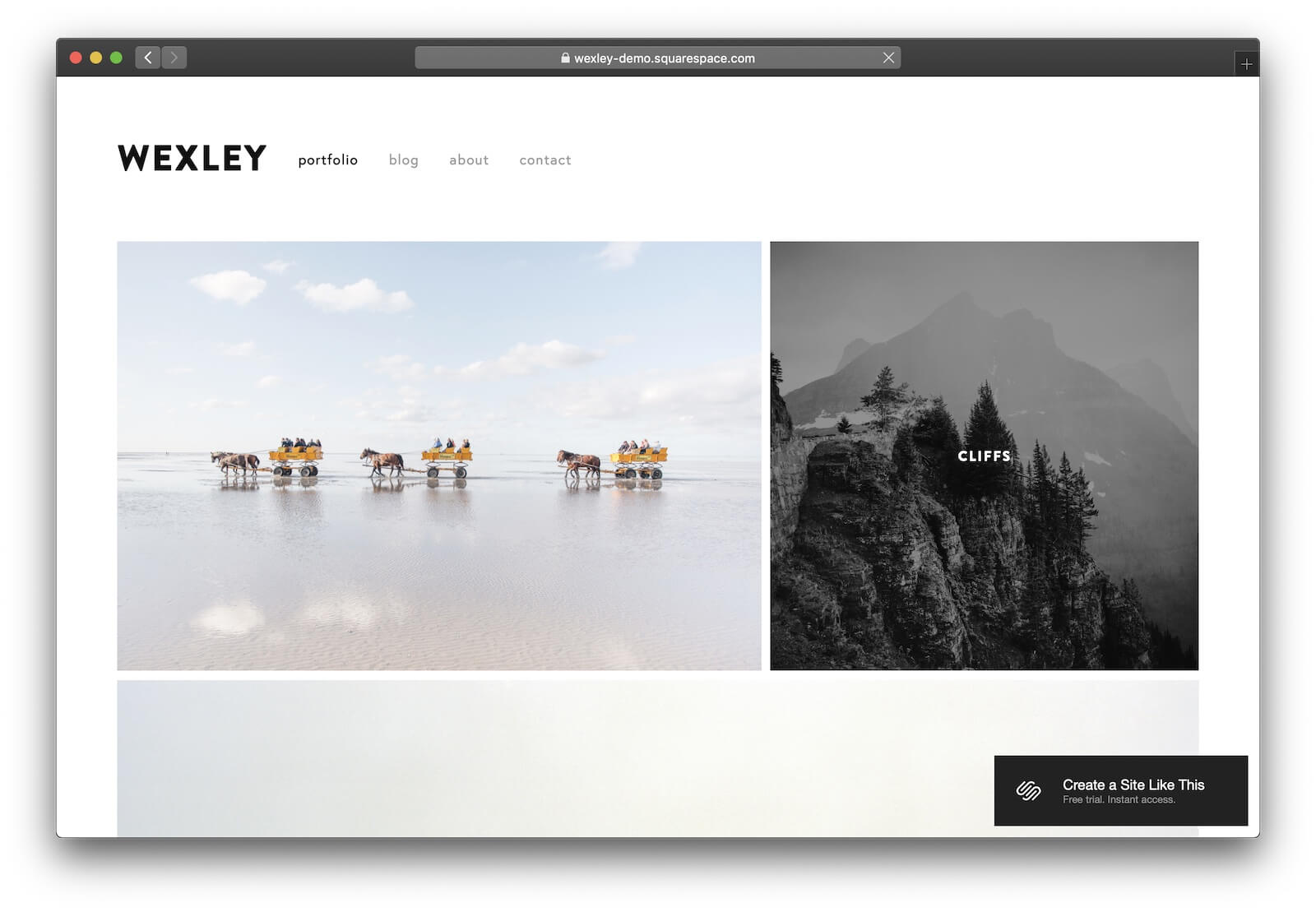 The Best Squarespace Template For Every Purpose - Pro With Best Squarespace Template
