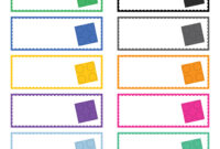 The Magical Lego Organizing Solution & Free Printable Labels in Bin Labels Template