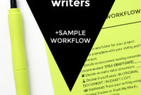 The Ultimate Guide To Google Docs For Writers (+ Workflow intended for Book Template Google Docs