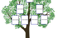 Three Generation Family Tree Templates Images – Clip Art Library pertaining to Blank Family Tree Template 3 Generations