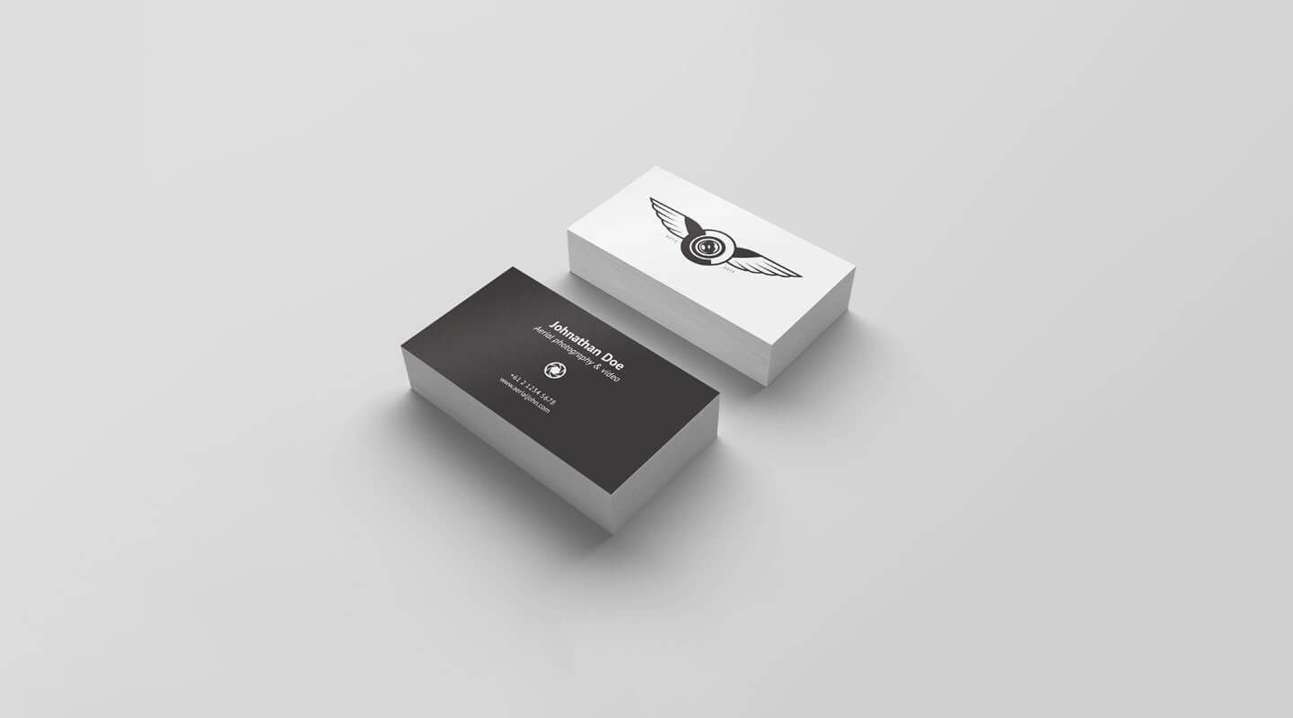 Top 26 Free Business Card Psd Mockup Templates In 2019 Within Business Card Template Size Photoshop