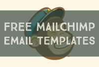 Top 31 Free & Paid Mailchimp Email Templates 2019 – Colorlib intended for Business Launch Invitation Templates Free