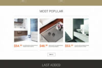 Top 40 Off-The-Shelf WordPress Themes For Business | Web intended for Apartment Rental Flyer Template